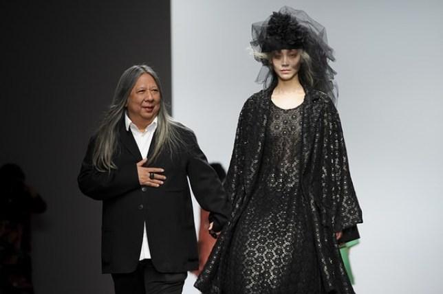 London Fashion Week John Rocha show