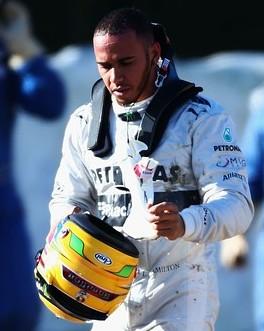 Lewis Hamilton's F1 title bid written off before 2013 season even starts