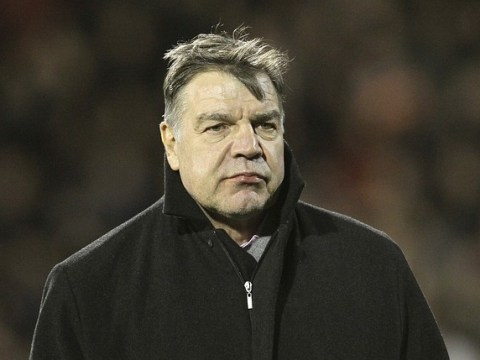 Sam Allardyce's West Ham future in doubt after admitting talks over a new deal on hold