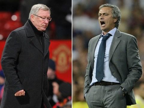 Sir Alex Ferguson v Jose Mourinho: Who's the boss?