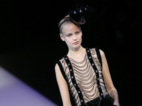 Gallery: Giorgio Armani at Milan Fashion week 2013