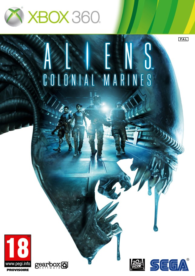 Aliens: Colonial Marines nukes UK number one from orbit – Games