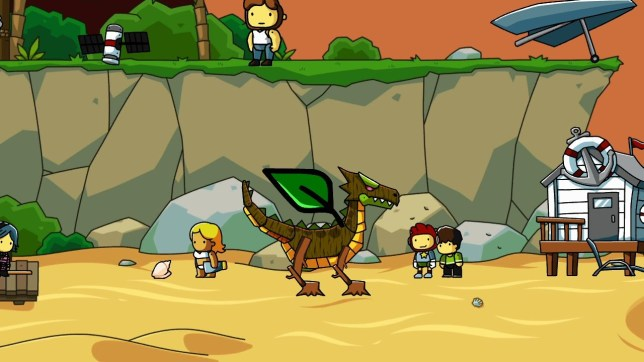Scribblenauts Unlimited (Wii U) – what was the wait?