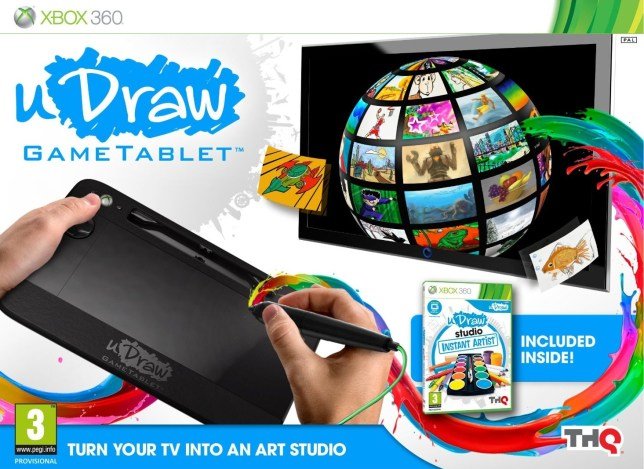 uDraw HD – the peripheral that sunk a publisher