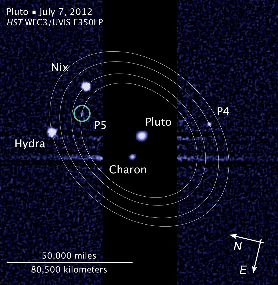 Pluto's new moon named Vulcan by Star Trek fans rallying to William Shatner's call