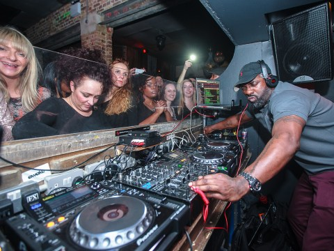 Idris Elba on DJing: I'm always going to be criticised but I don't care