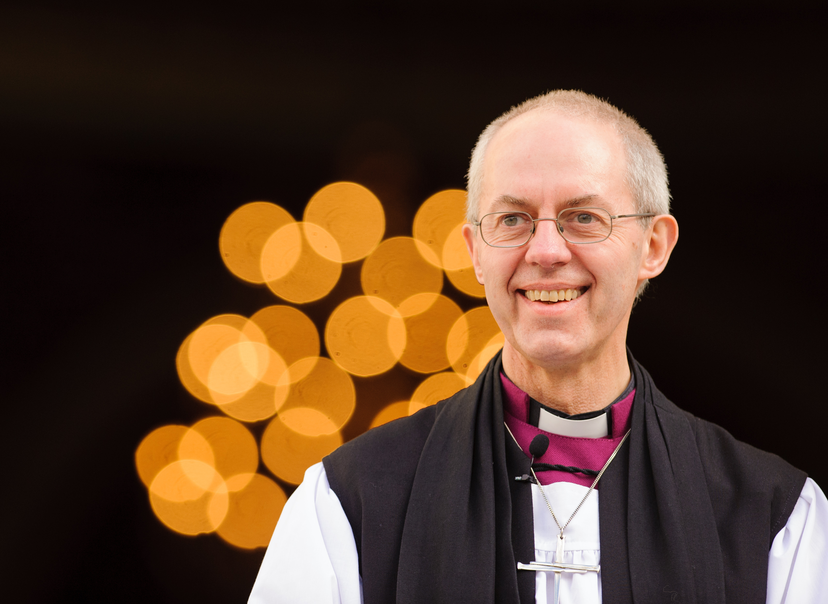 Archbishop of Canterbury: My wife has to keep my drinking in check due to my father's alcoholism
