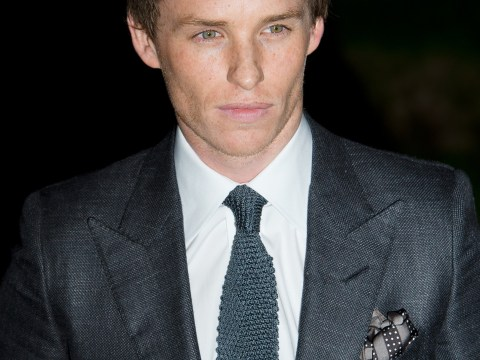 Eddie Redmayne: R-Patz is way hotter than me