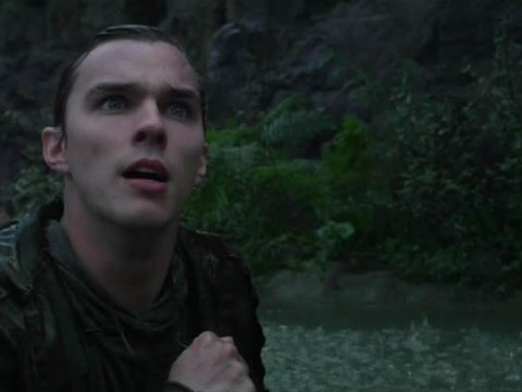 Nicholas Hoult heads up the beanstalk in new Jack The Giant Slayer trailer