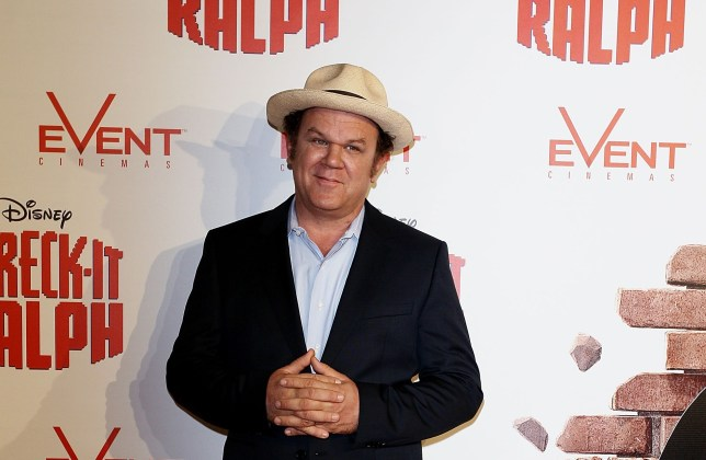 John C Reilly is a fan of  arcade games (Picture: Getty)
