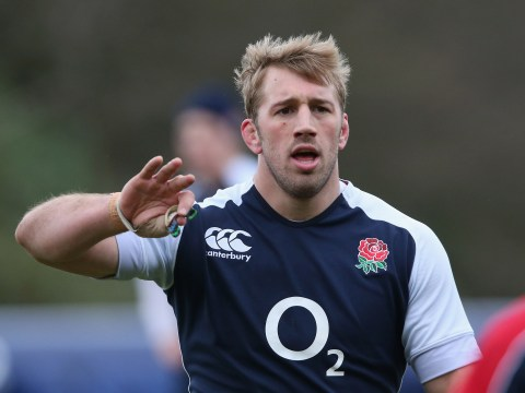 Mike Brown: 'Natural leader' Chris Robshaw made for England captaincy