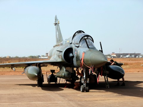 Fight ramped up in Mali to hunt down terrorists