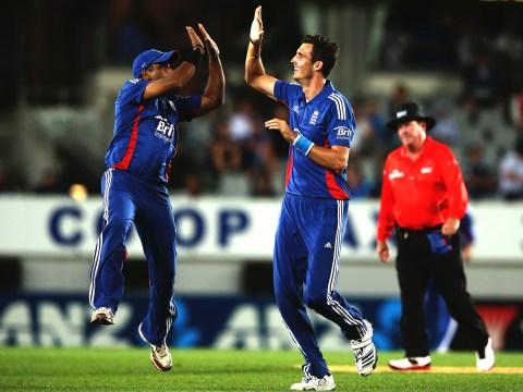 Gallery: England win against New Zealand in Twenty20 opener – 9 February 2013
