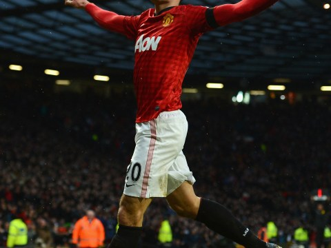 Gallery: Manchester United v Everton – Premier League – 10 February 2013