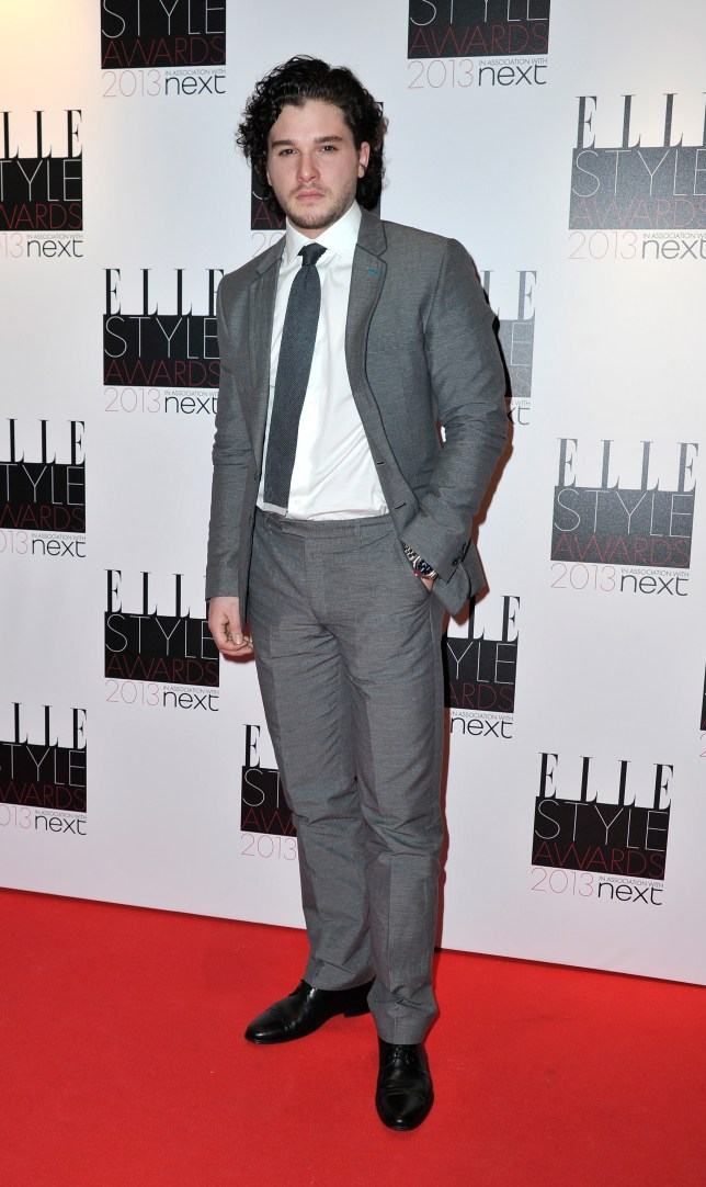 Kit Harington attends the Elle Style Awards (Getty)
