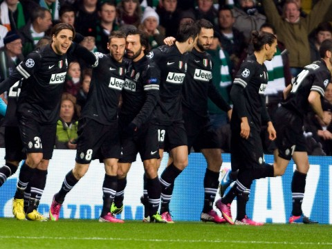 Juventus on verge of Champions League quarter-finals after crushing Celtic