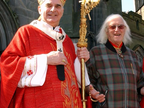 Cardinal Keith O'Brien was friends with disgraced TV star Jimmy Savile
