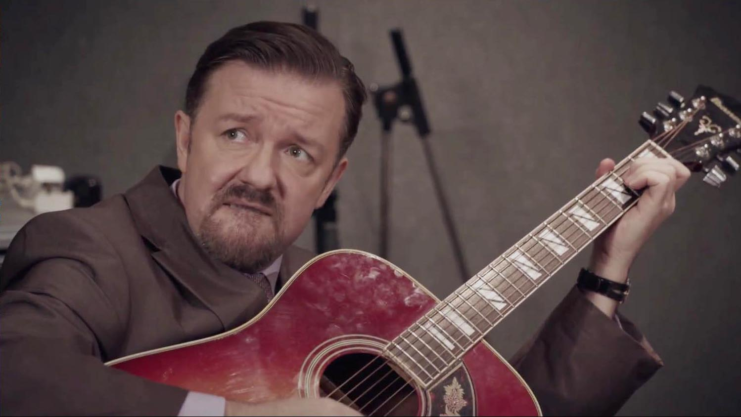 Ricky Gervais' Learn Guitar With David Brent: The Album – songs to cover?