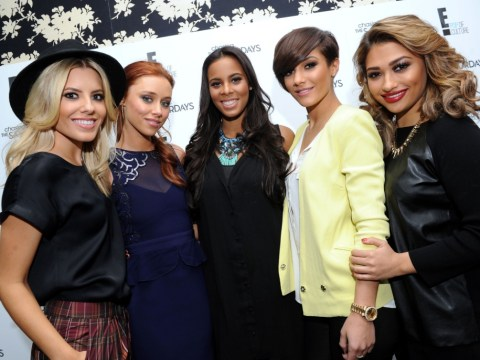 The Saturdays and Justin Timberlake set for No. 1