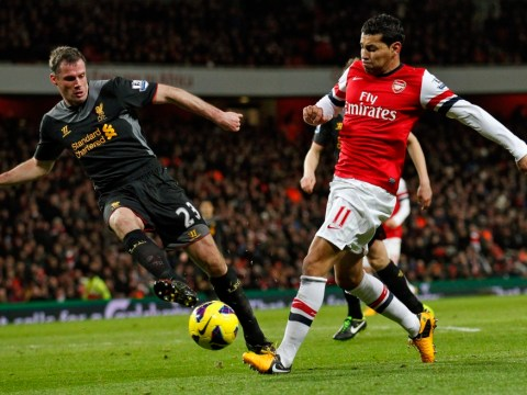Andre Santos: My Arsenal career is not over – but my season was