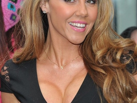 Michelle Heaton plugs The Big Reunion as she lashes out at Twitter trolls slating her new boobs