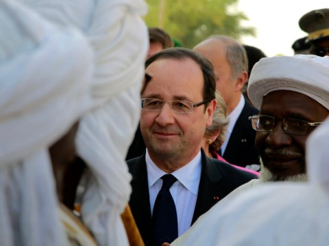 Camel given to Francois Hollande by Mali is eaten in a stew, but a replacement is on the way