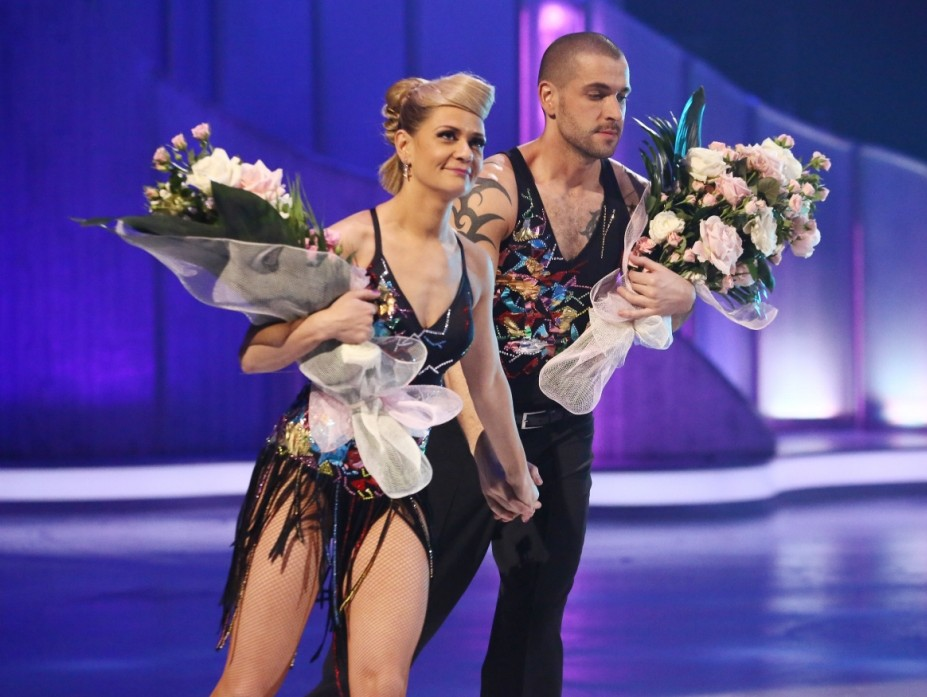 Dancing On Ice: Shayne Ward is the latest celebrity to get the boot from the competition