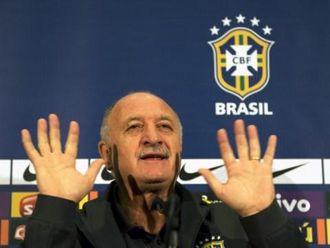 Luiz Felipe Scolari still 'hurt' over England snub