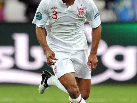 Ashley Cole not looking for love from England fans on 100th appearance