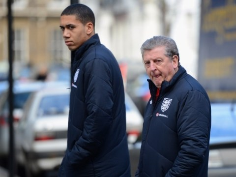 England squad stroll around London's West End ahead of friendly against Brazil