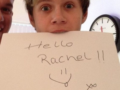 One Direction girlfriend alert: Niall Horan tries his luck with Hollyoaks beauty Rachel Shenton