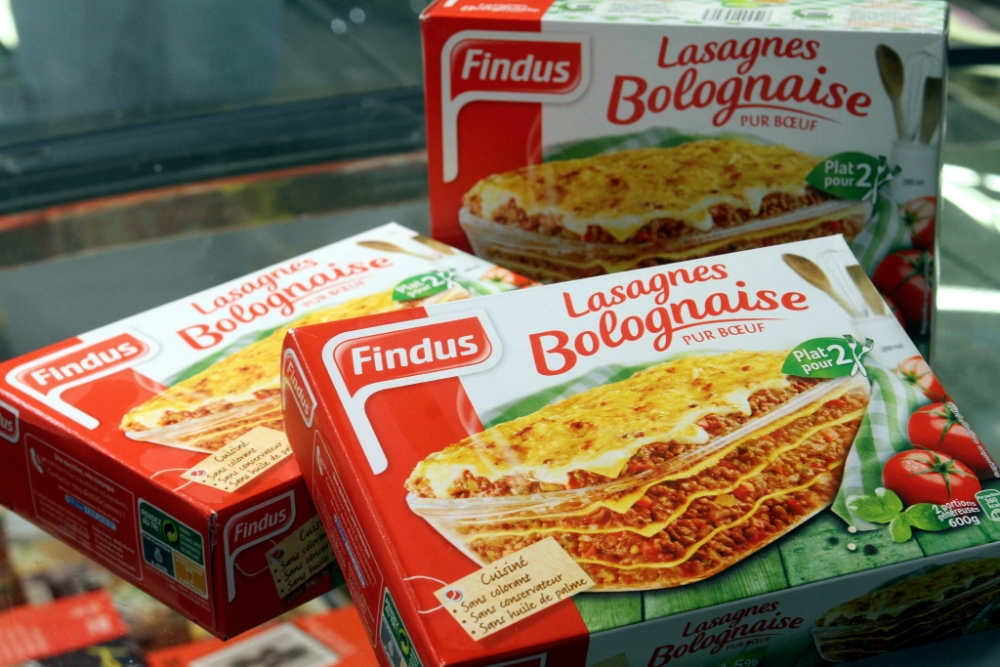 British families 'put off ready meals after horse meat scandal'
