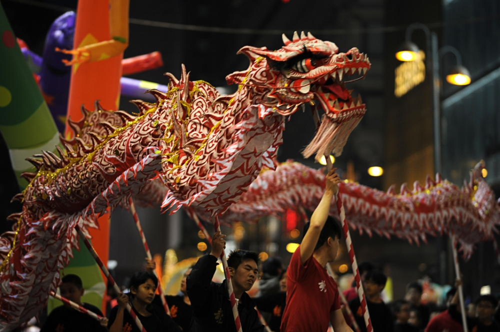 Gallery: Chinese New Year Celebrations 2013