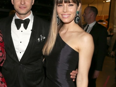 It's official! Jessica Biel becomes Mrs Jessica Timberlake