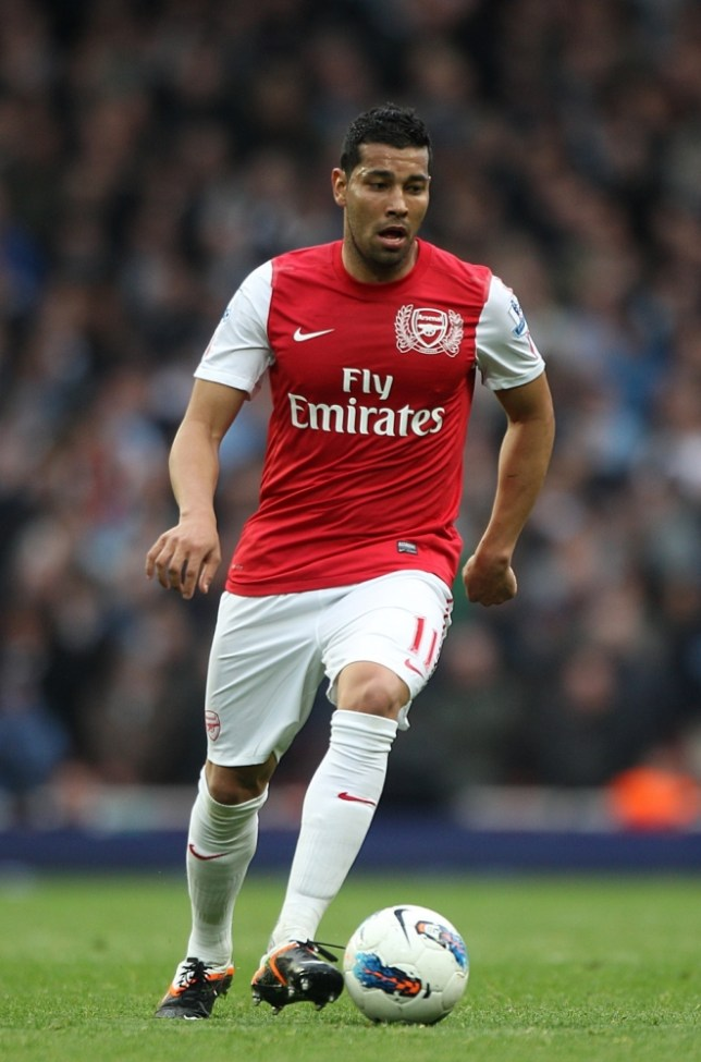 Andre Santos has joined Gremio for the remainder of the season (Picture: PA)