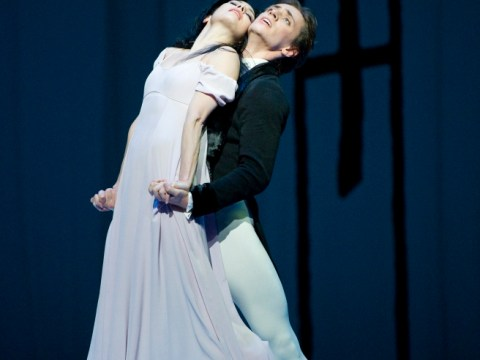 Tamara Rojo and Sergei Polunin save Ashton Mixed Bill at the Royal Opera House