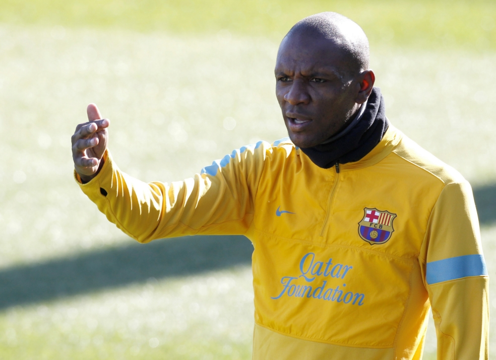Eric Abidal gets all-clear to return for Barcelona following liver transplant