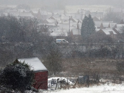 Britain shivers as cold snap brings freezing winds and snow flurries
