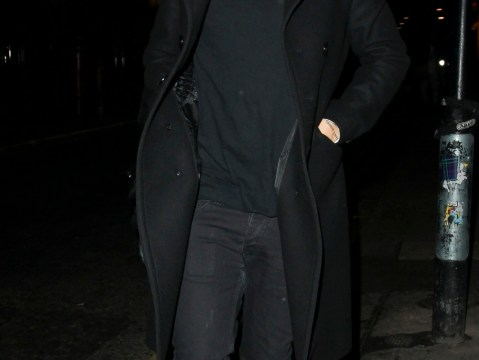 Harry Styles 'chased' around tables by women at London Fashion Week