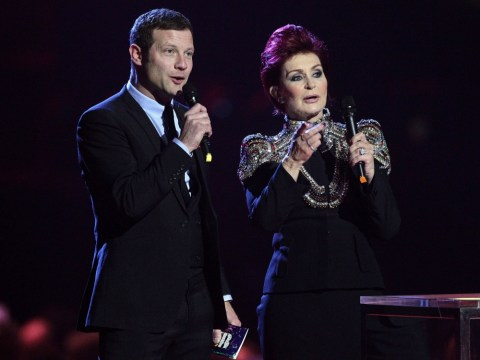 The Brit Awards 2013: Sharon Osbourne pokes fun at Harry Styles' 'wand'