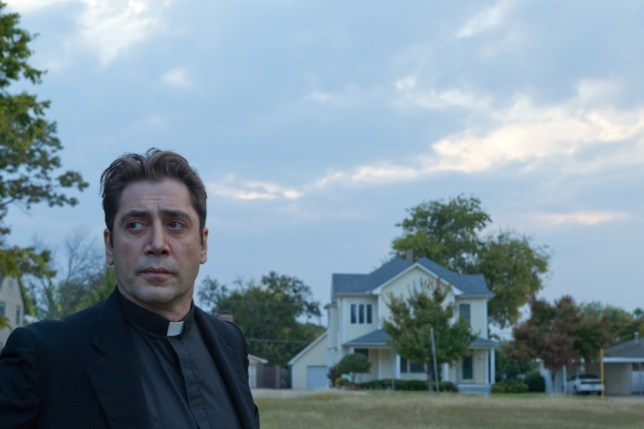 Javier Bardem stars in To The Wonder (Picture: Mary Cybulski)