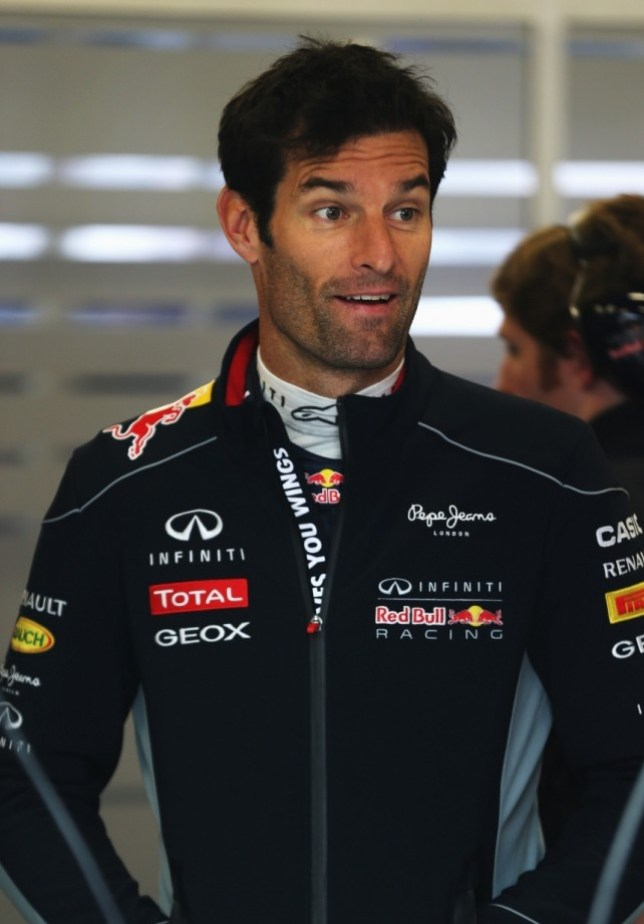 b2323f24e Mark Webber tops Barcelona pace charts as Red Bull go fastest ...