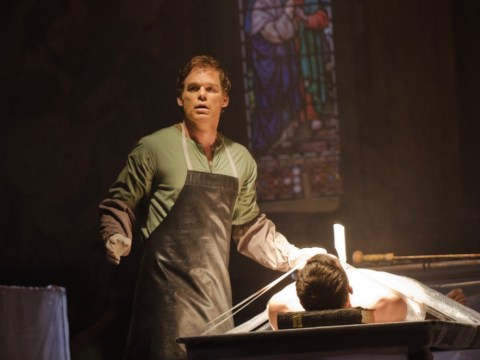 Michael C Hall is enthralling as the secretive Dexter