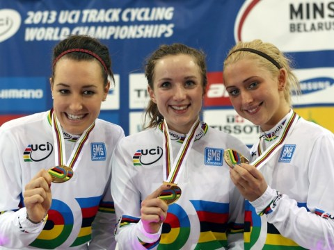 British cycling trio track down another gold medal at World Championships