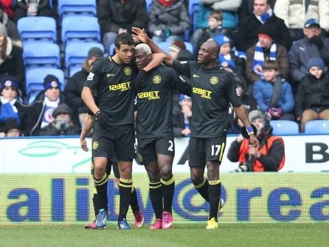 Arouna Kone at the double as Wigan embarrass woeful Reading
