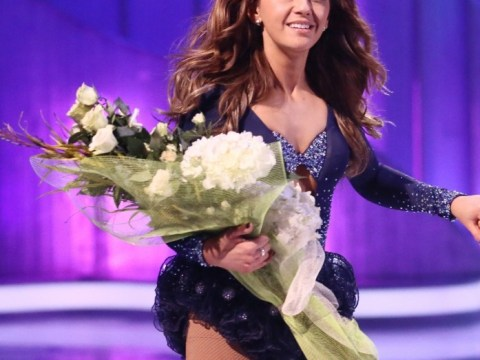 Samia Ghadie sent packing from Dancing On Ice