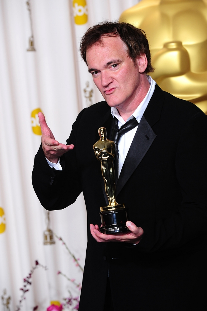 Quentin Tarantino 'is being sued over alleged Django Unchained copyright issues'