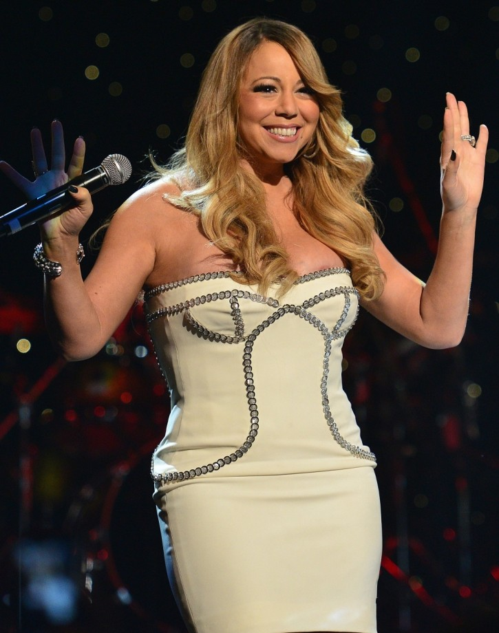 Mariah Carey gets a little help from her American Idol friends on new album