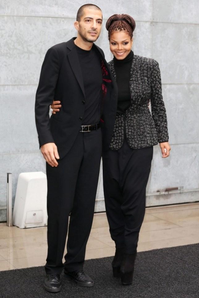 Janet Jackson has secretly married Wissam al Mana