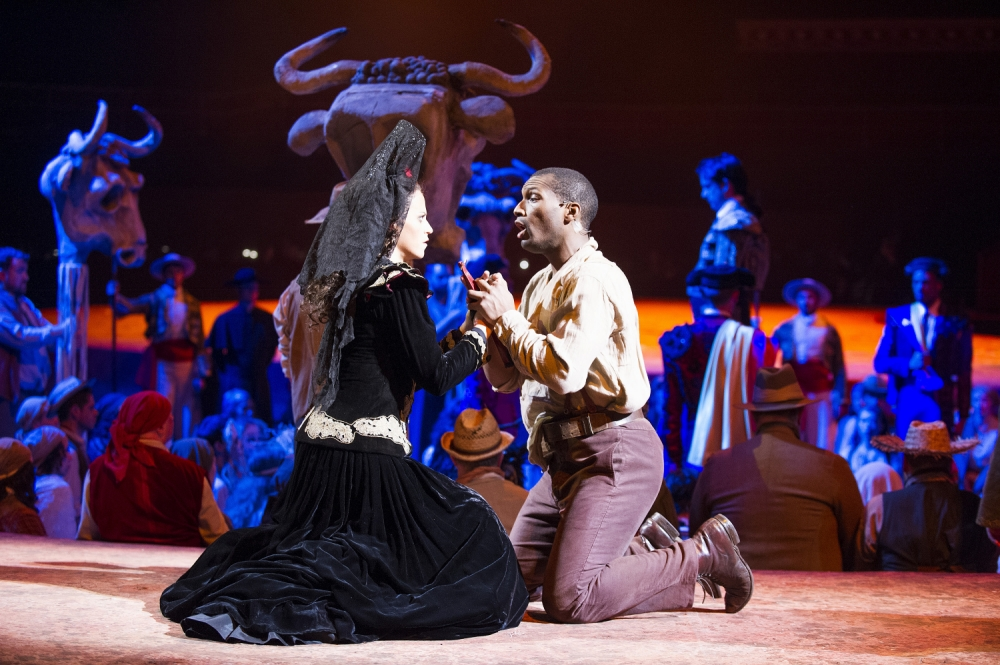 Carmen at the Royal Albert Hall: A populist approach to a popular opera
